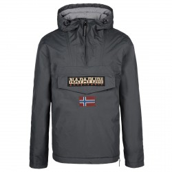 Cagoule Napapijri Rainforest Winter Homme gris