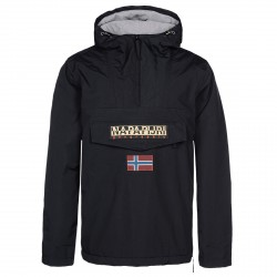 Cagoule Napapijri Rainforest Winter Uomo nero