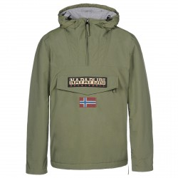 Cagoule Napapijri Rainforest Winter Hombre verde