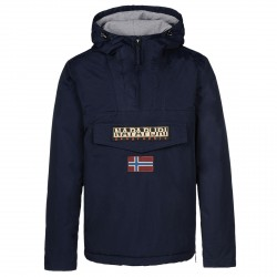 Cagoule Napapijri Rainforest Winter Uomo blu