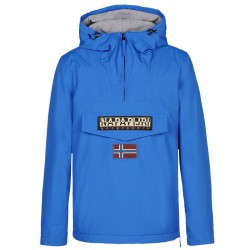 Cagoule Napapijri Rainforest Winter Homme royal
