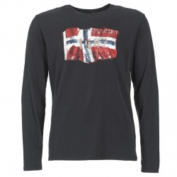 T-shirt Napapijri Seres Uomo grigio