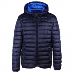Down jacket Napapijri Aerons Man blue