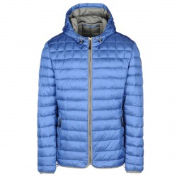 Down jacket Napapijri Aerons Man light blue