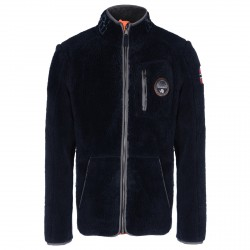 Fleece Napapijri Yupik Man blue