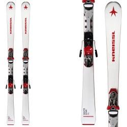 Esquí Kneissl White Star SL + fijaciones SL 100