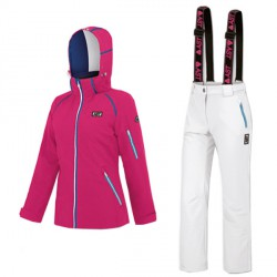 Ensemble ski Astrolabio Fille JN9X