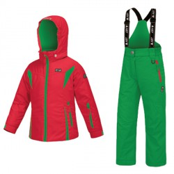 Ensemble ski Astrolabio Fille JG7L