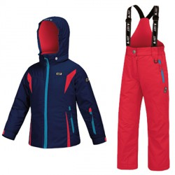 Ski set Astrolabio Junior JG7L