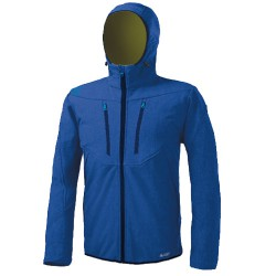 Softshell Astrolabio N19Y Man light blue