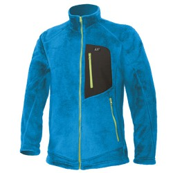 Fleece Astrolabio AB7G Man light blue