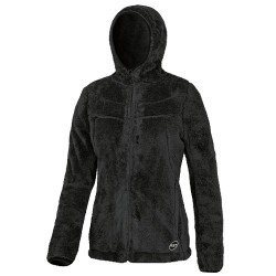 Fleece Astrolabio A48T Woman black