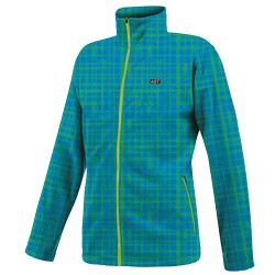 Fleece Astrolabio JR7E Junior light blue-green