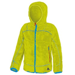 Fleece Astrolabio YH7L Junior yellow