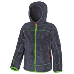 Fleece Astrolabio YH7L Junior grey
