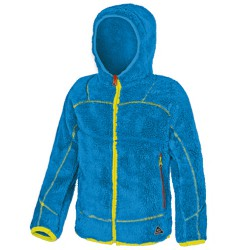 Fleece Astrolabio YH7L Junior light blue