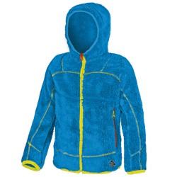 Fleece Astrolabio YH7L Junior light blue