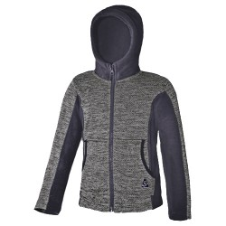 Fleece Astrolabio JR8G Junior gris