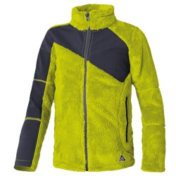 Fleece Astrolabio JR8C Junior yellow