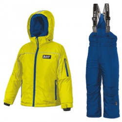 Ski set Astrolabio YG9B Junior lime