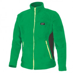 Fleece Astrolabio JR7D Junior green
