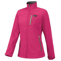 Softshell Astrolabio N18P Woman fuchsia