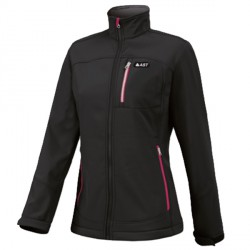 Softshell Astrolabio N18P Woman black