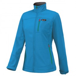 Softshell Astrolabio N18P Woman light blue
