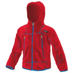 Fleece Astrolabio YH7H Baby red
