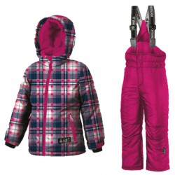 Ski set Astrolabio YG9C Girl fuchsia