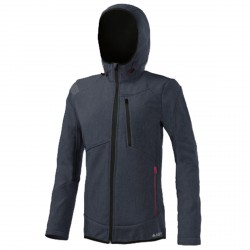 Softshell Astrolabio N38E Woman grey