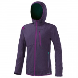 Softshell Astrolabio N38E Woman lilac