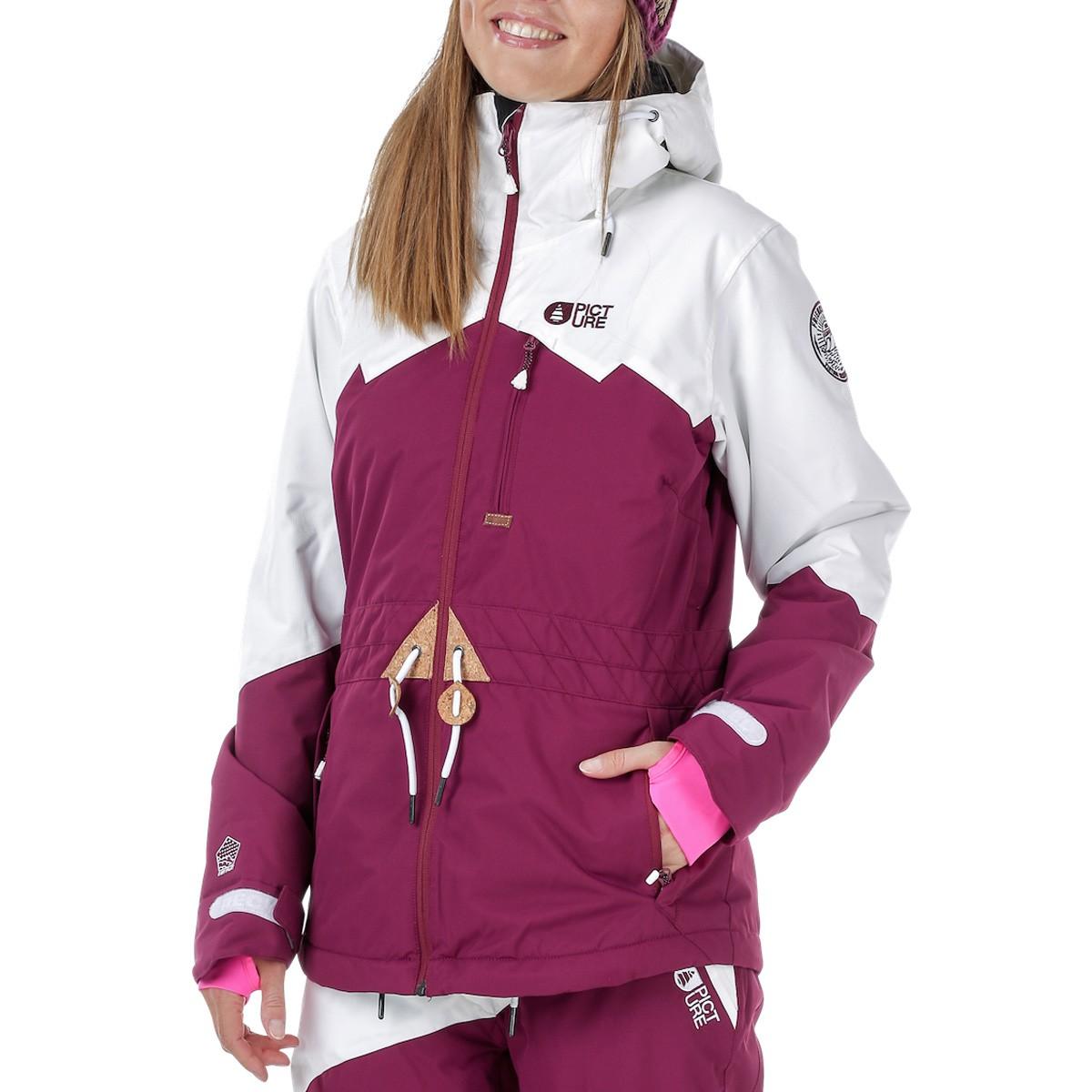 Chaquetas ski mujer