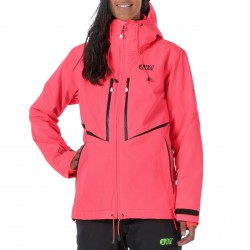 Freeride ski jacket Picture Exa Woman
