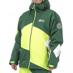 Freeride ski jacket Picture Styler Man