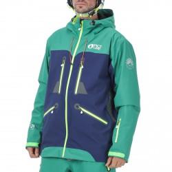 Chaqueta esquí freeride Picture Naikoon Hombre