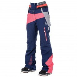 Freeride ski pants Picture Seen Woman