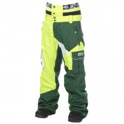 Pantalon ski freeride Picture Styler Homme vert