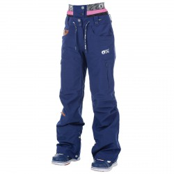 Freeride ski pants Picture Slany Woman