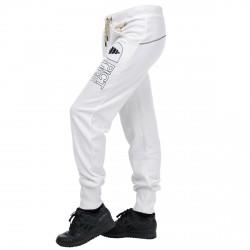Pantalone felpa Picture Peel Donna bianco