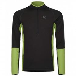 First layer Montura Warm Zip Man black-green