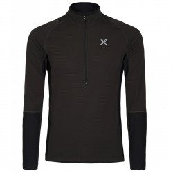 First layer Montura Warm Zip Man black