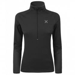 First layer Montura Warm Zip Woman black