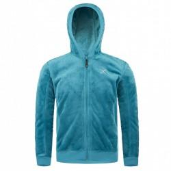 Mountaineering fleece Montura Polar Stretch Junior light blue
