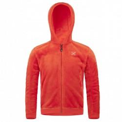 Orsetto Montura Polar Stretch Bambino arancione