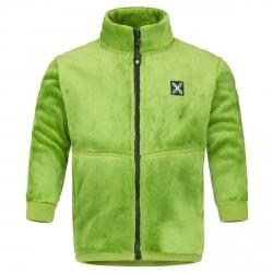 Vellón Montura Polar Baby verde ácido