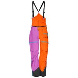 Pantalones esquí freeride Norrona Lofoten Gore-Tex Pro Mujer