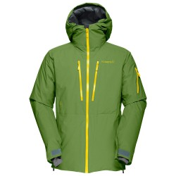 Chaqueta esquí freeride Norrona Lofoten Gore-Tex Primaloft Hombre