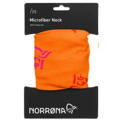 Écharpe Norrona /29 orange