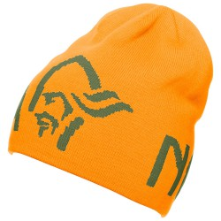Beanie Norrona /29 Logo orange